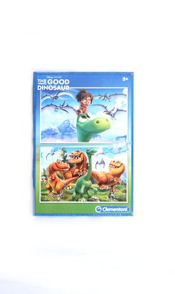 2-pack pussel The Good Dinosaur 60 bitar