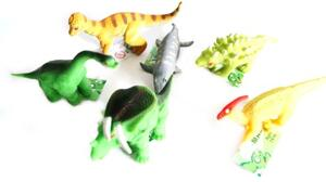6-pack Dinosaurier