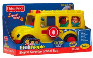 Fisher Price Skolbuss