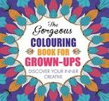Art Therapy - Colouring Books For Grown-ups