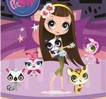 Littlest Pet Shop pysselbok