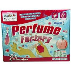 Science 4 you, Perfume factory