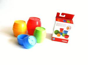 Stapelbara tunnor Playskool