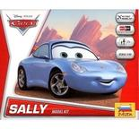 Disney Cars plastbyggsats Sally