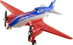 Disney Planes Die Cast, Bulldog